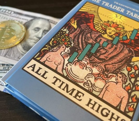 Hands-On With TradingView 'Perpetuity Highs' Bitcoin & & Stock Tarot Cards