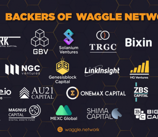 Waggle Network Effectively Raises $3 Million Seed Round to Develop Multi-Chain Market for Strategic Token Sales