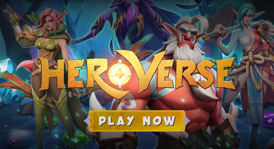 HeroVerse is Changing How Individuals Play Blockchain Games